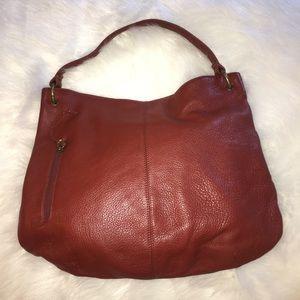 12143bd7282 Indigo by Clarks Bags - Indigo by Clark's shoulder bag purse brown leather